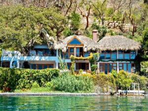 places to stay Lake atitlan