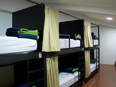 the best hostels in Antigua