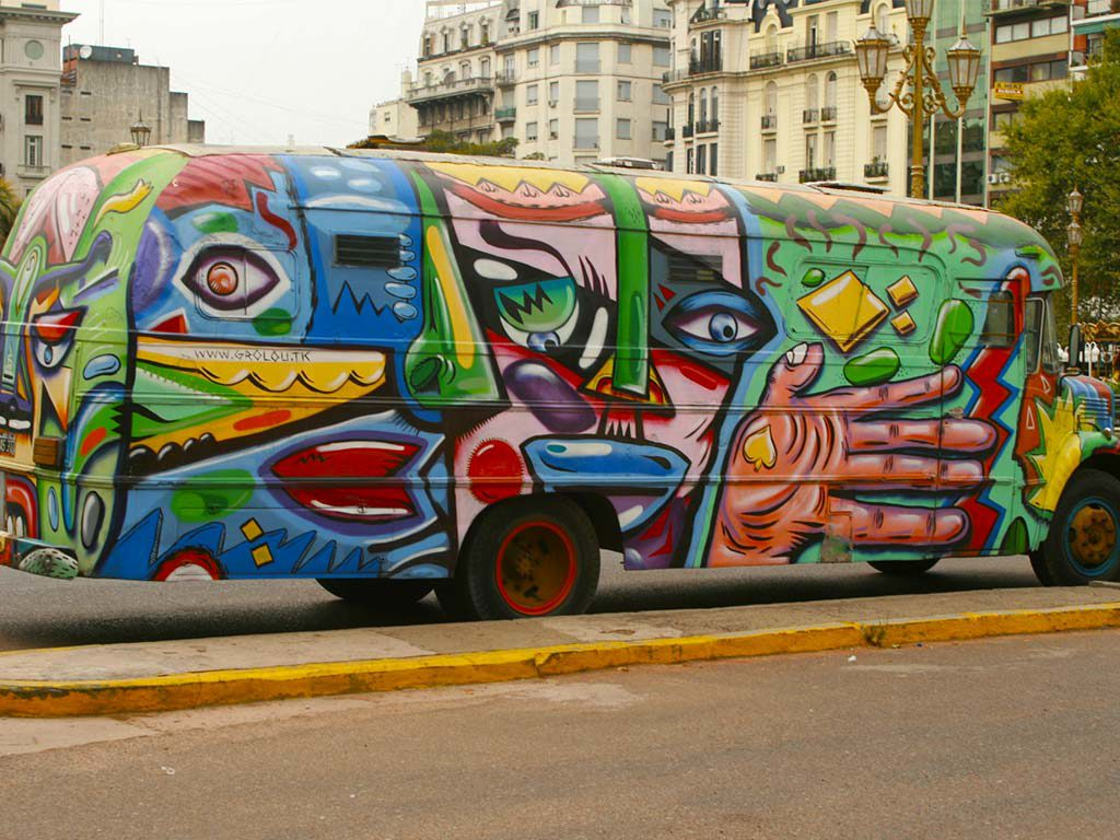 random travel argentina