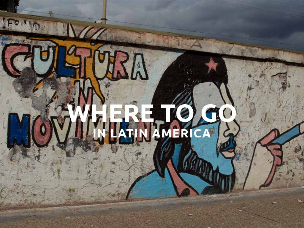 latin america travel guides