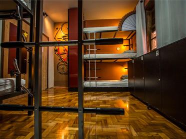 the best hostels in belo horizonte