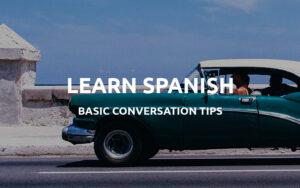 basic spanish conversation