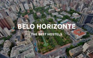 the best hostels in belo horizonte