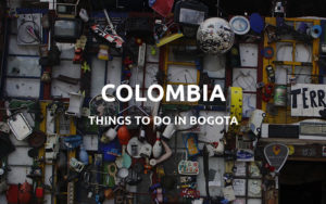 things to do bogota