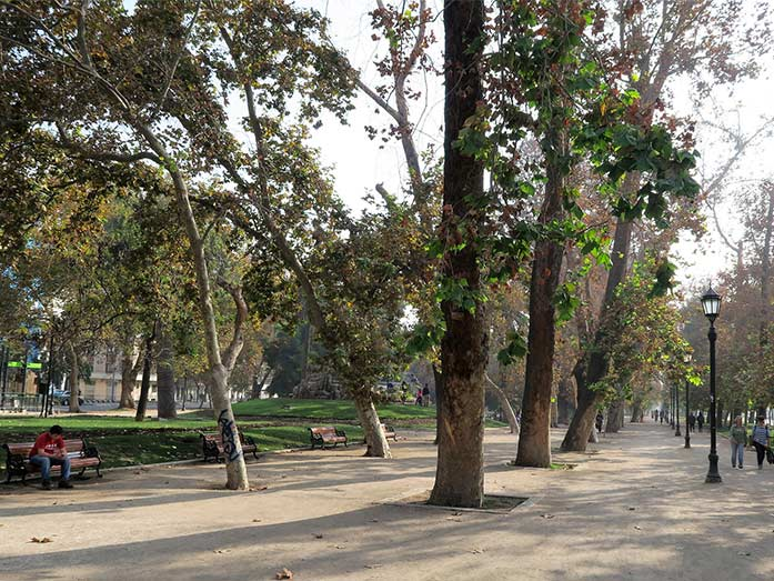what to do in santiago chile