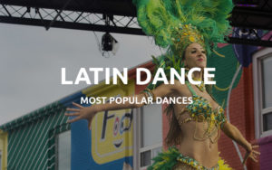 what is latin dance