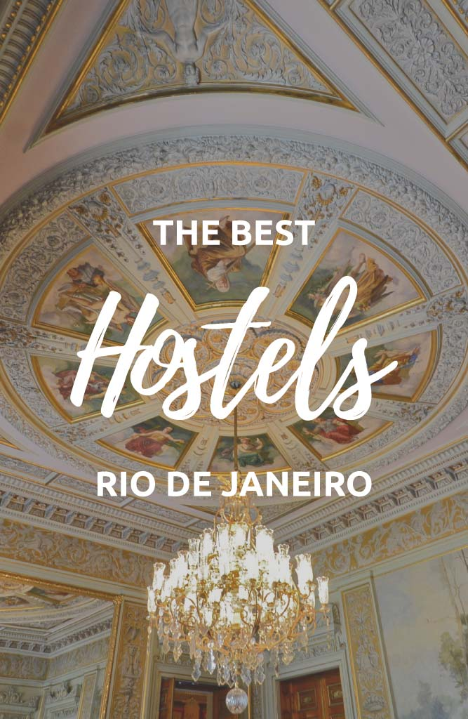best hostels rio