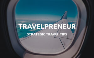 how to travel strategically