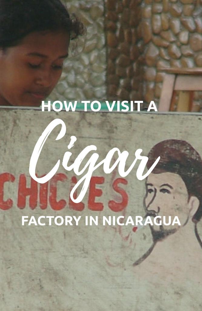 nicaragua cigar tour