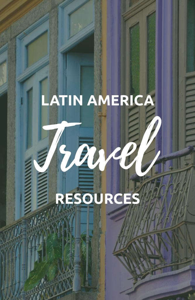 south america backpacking packing list