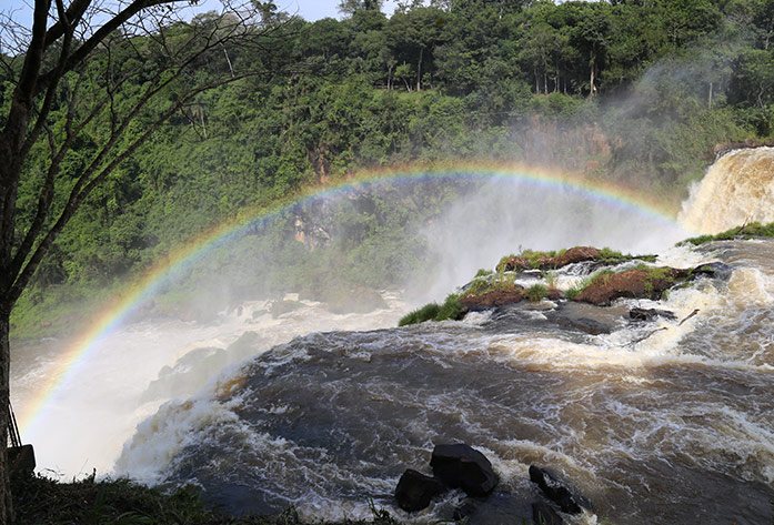 paraguay tourist attractions
