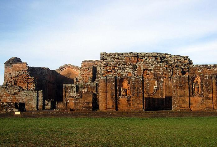 paraguay landmarks