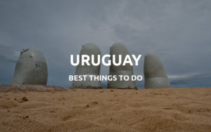 things to do in uruguay