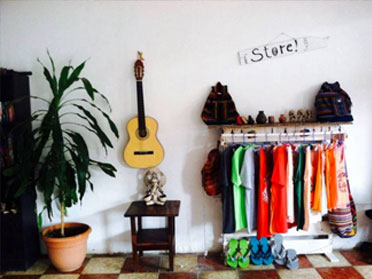 places to stay leon nicaragua