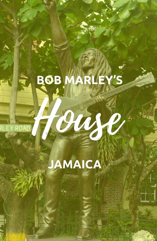bob marley tour jamaica