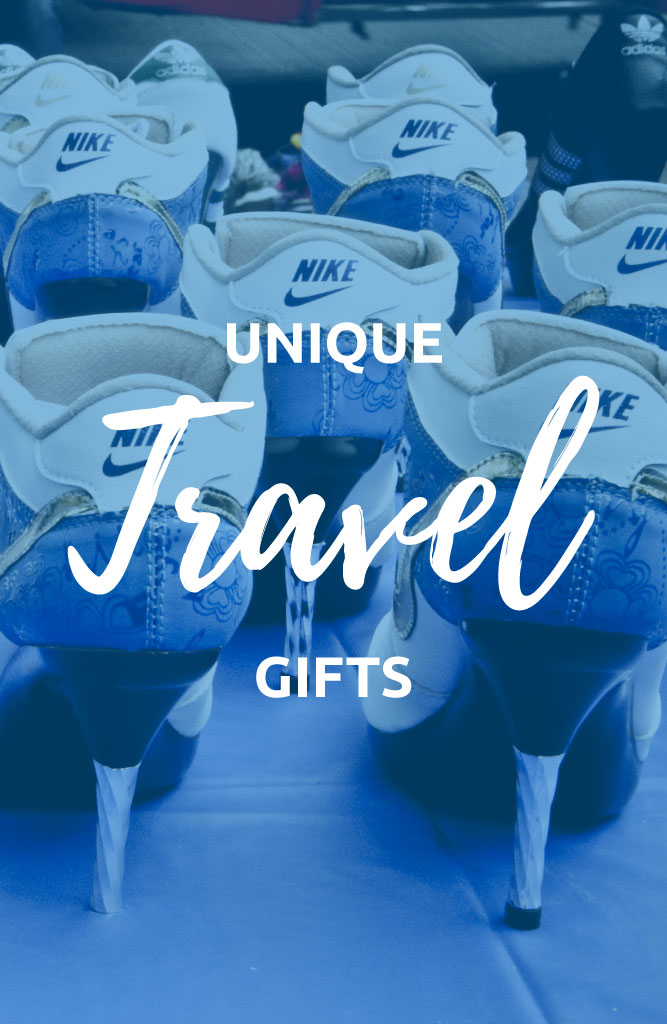 unique gifts travel