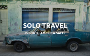 safest countries in south america