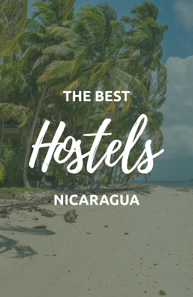 nicaragua hostels