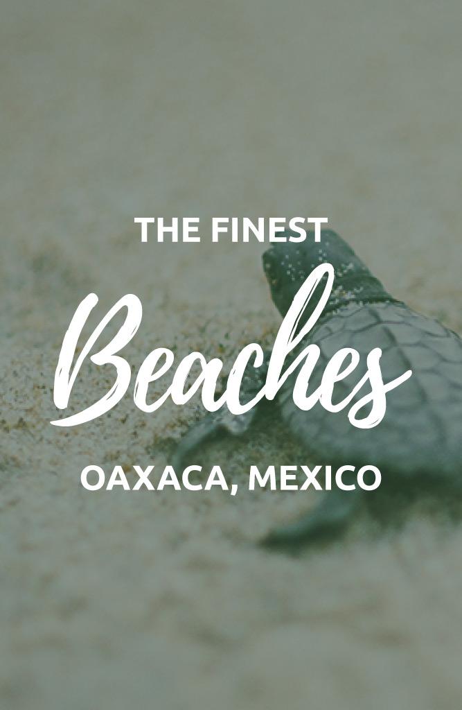 beaches in oaxaca