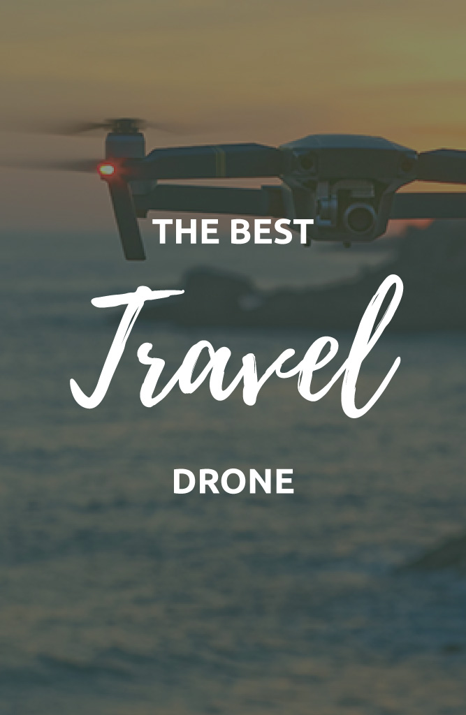 best travel drone for backpacking