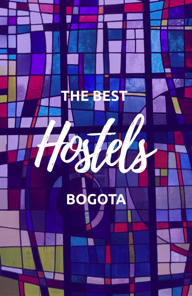 bogota hostels
