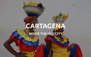 walled city cartagena