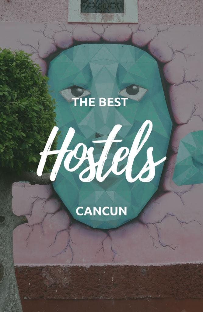 cancun hostels