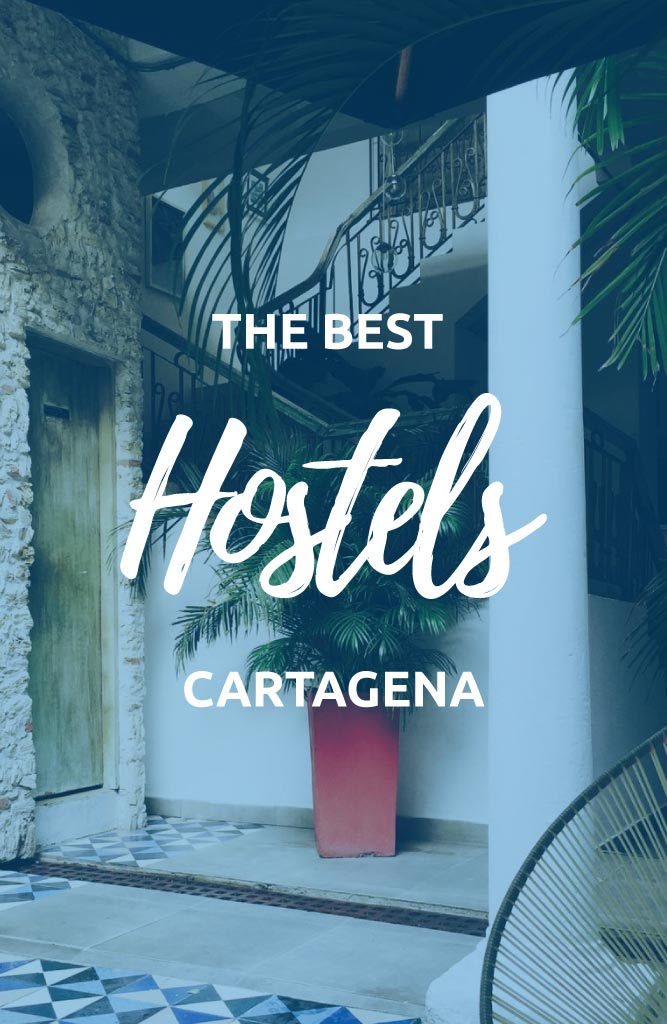 cartagena hostels