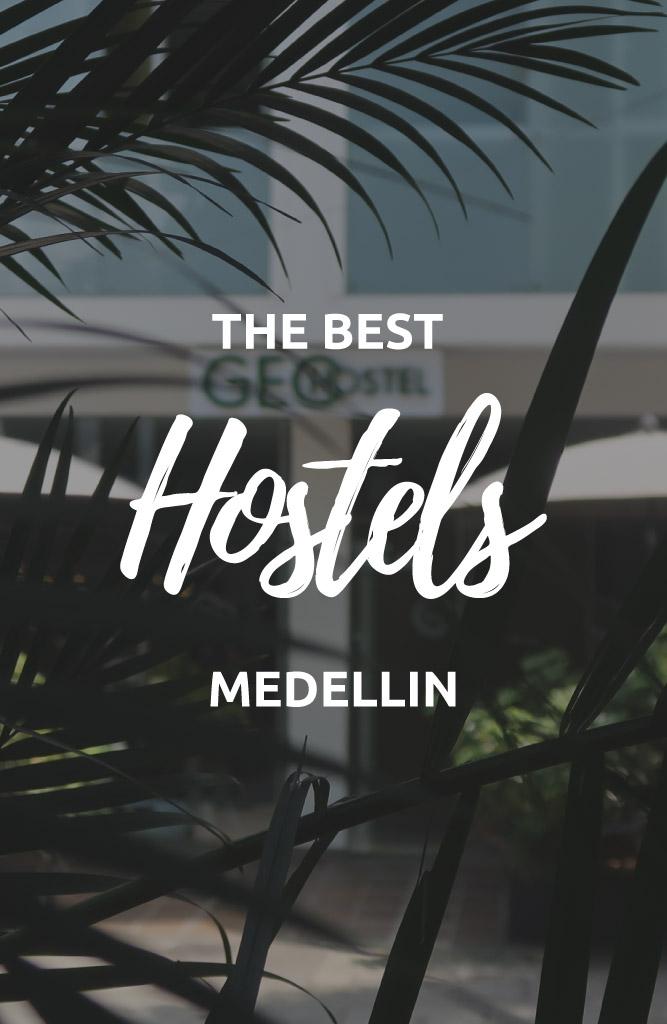 best hostels medellin