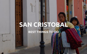 best things to do san cristobal