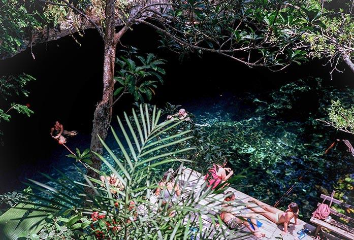 cenotes tulum mexico