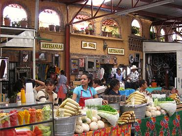 guanajuato market mexico
