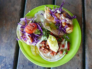 seafood tacos tulum mexico