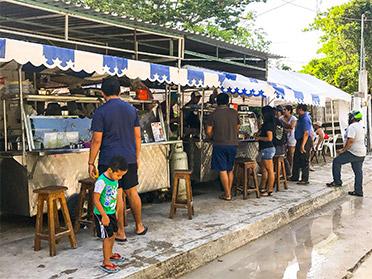 seafood tulum mexico
