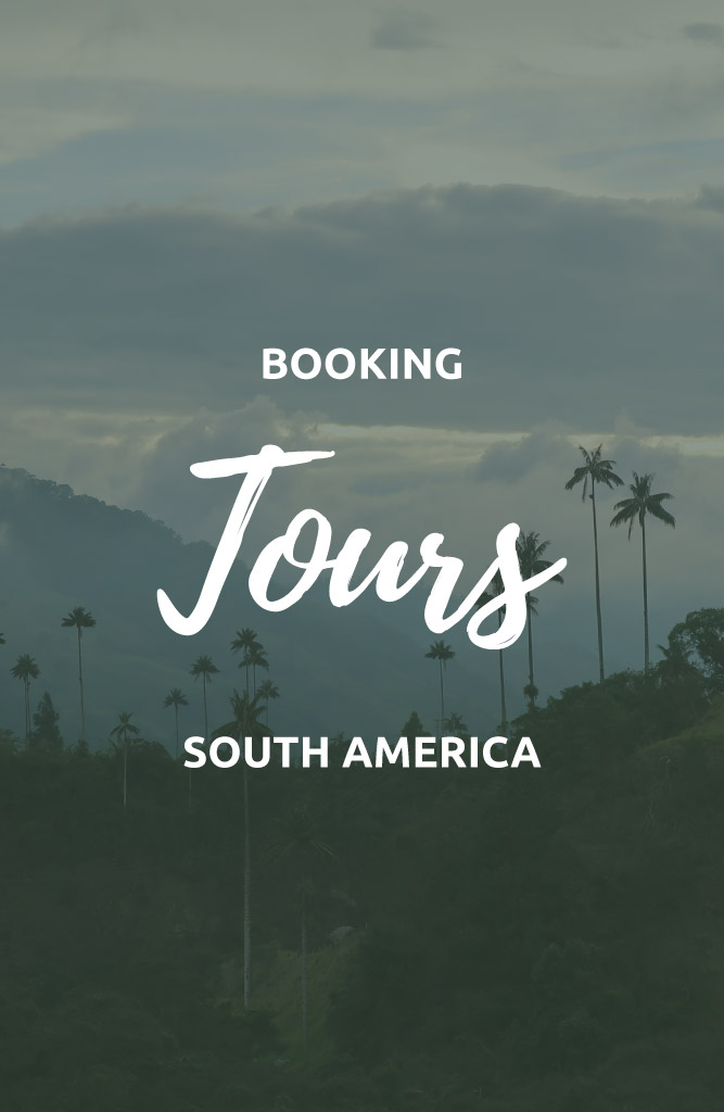 tours in south america