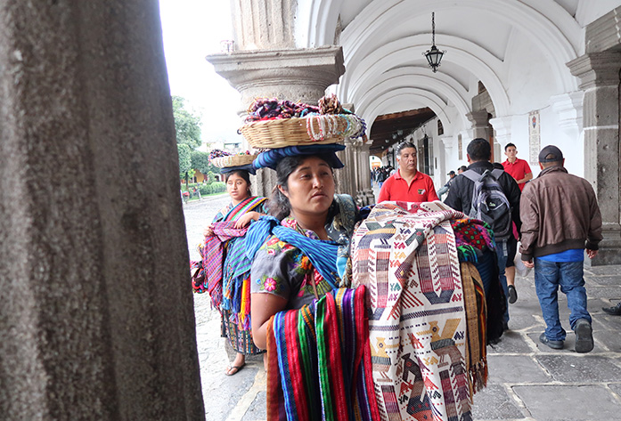 travel guide guatemala antigua