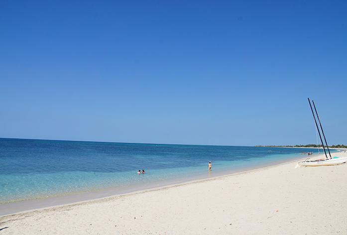 playa anon trinidad cuba
