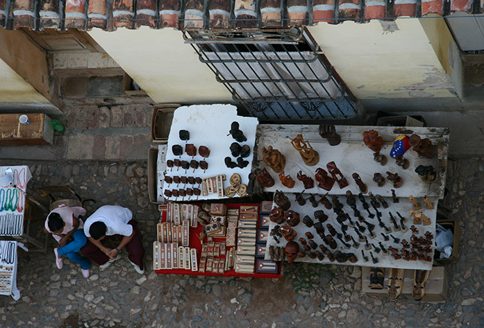 street market trinidad cuba