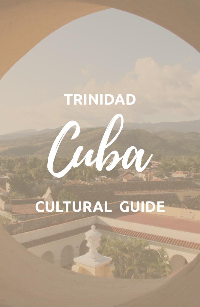 trinidad cuba travel