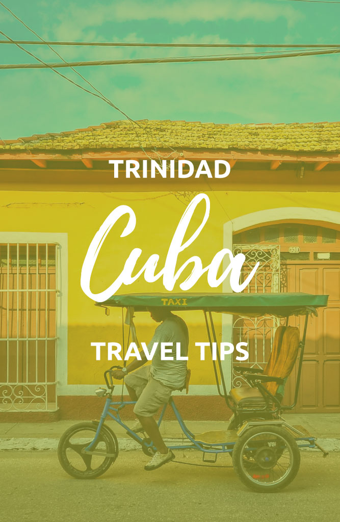 trinidad cuba travel guide