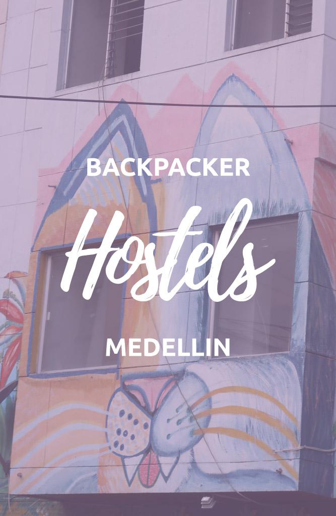 hostels in medellin colombia