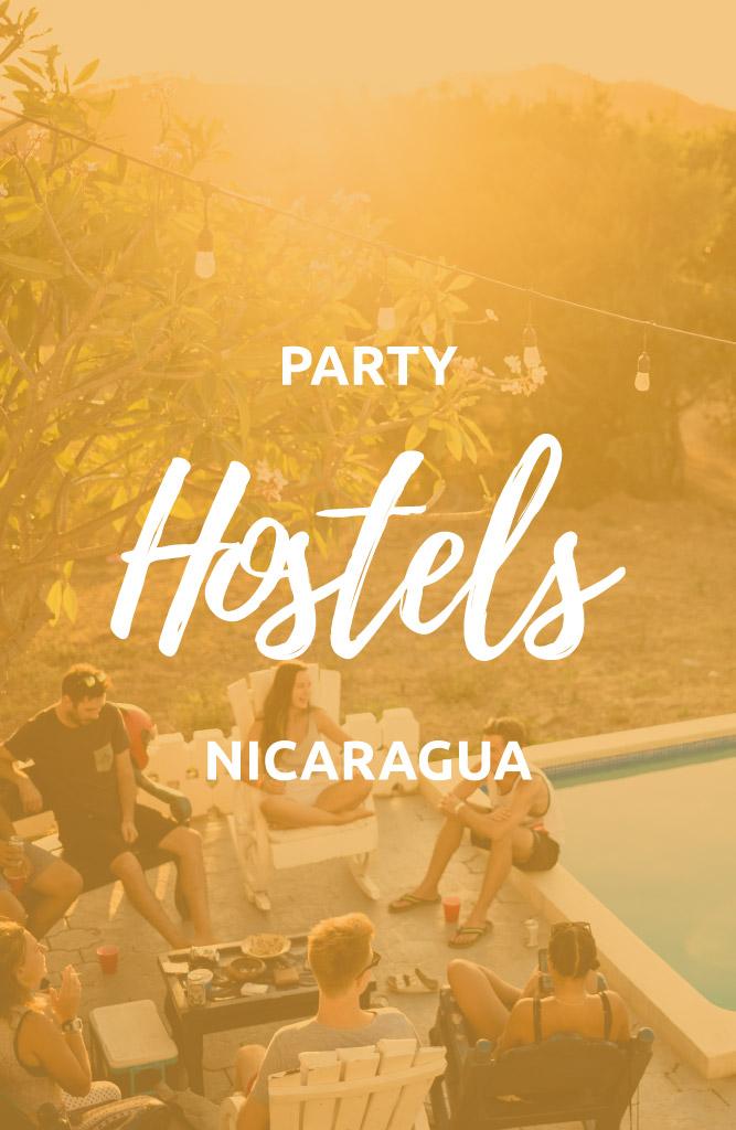 best hostels nicaragua