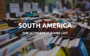 books about south america