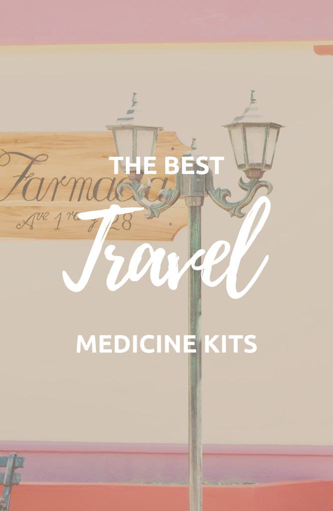 medicine kits for travel