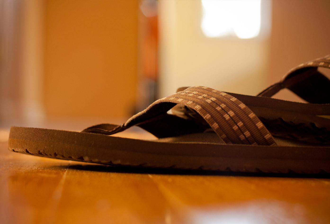 most comfortable flip flops for men