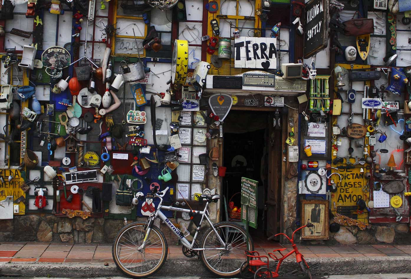 best places to visit in bogota