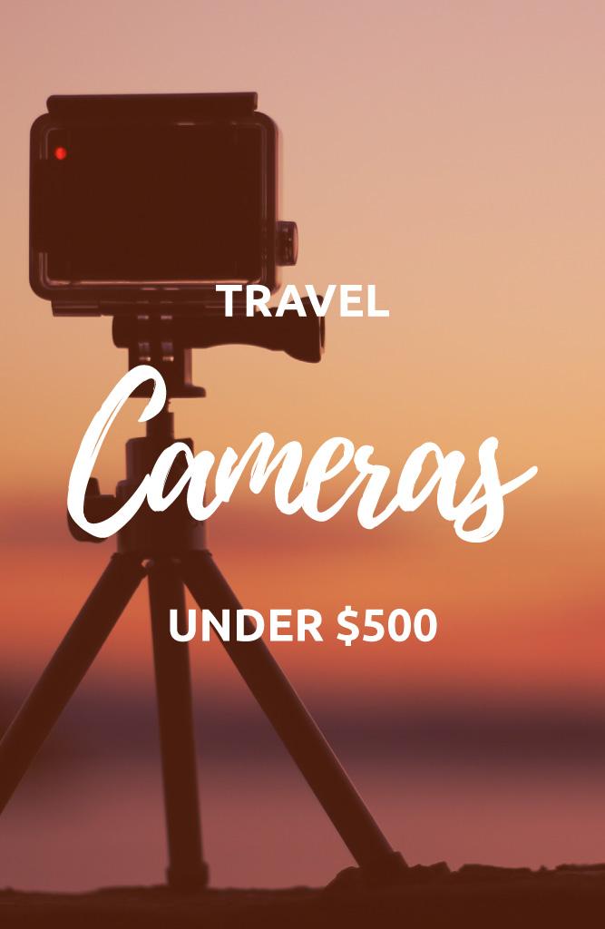 best travel cameras under 500