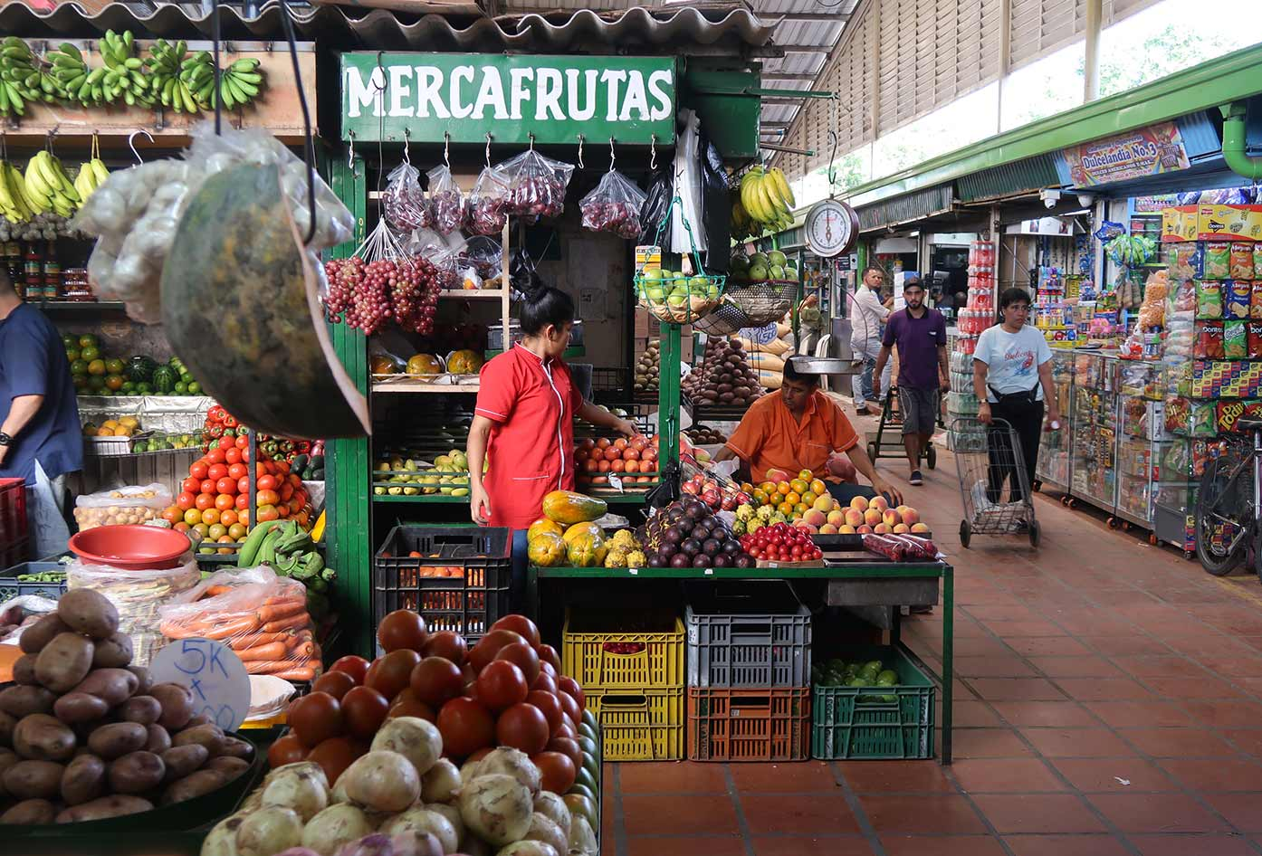 fruits of colombia medellin