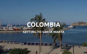 getting from cartagena to santa marta