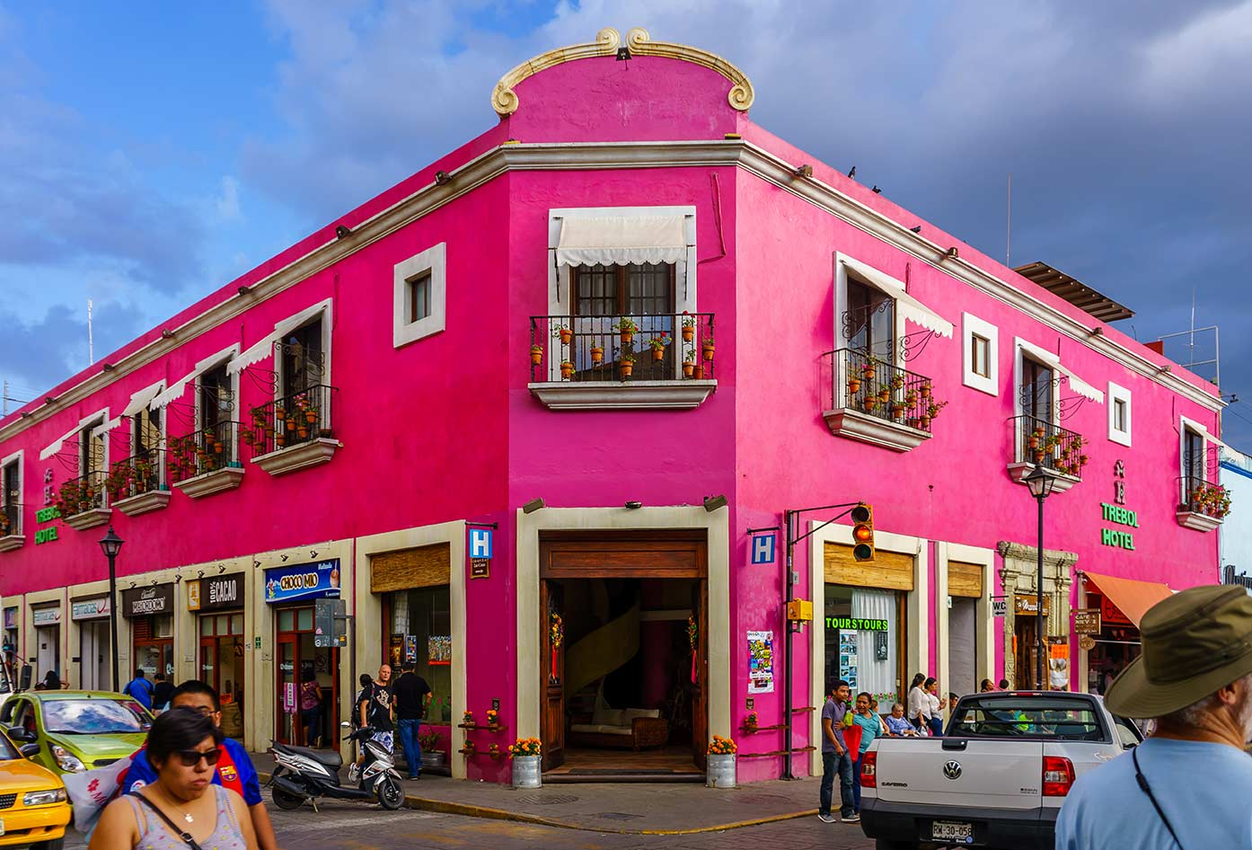 best  hostels oaxaca mexico
